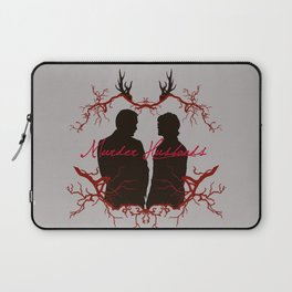 Murder Husbands Laptop Sleeve