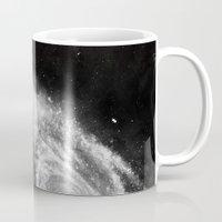 nasa Mugs featuring Space Art by Florent Bodart / Speakerine