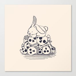 Cute But Deadly Canvas Print