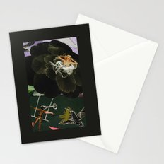 Baby I'm so high. Stationery Cards