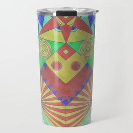 El canario cabreado Travel Mug