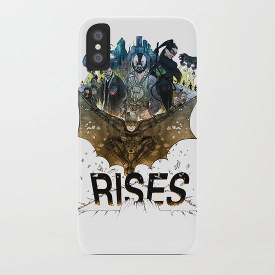you're COLOR rises iPhone Case