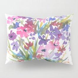 Lavender Mini Fleurs Pillow Sham