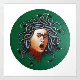 MedUSB Art Print