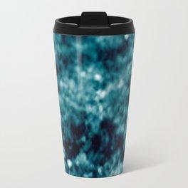 landscape blue Travel Mug