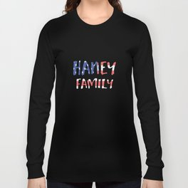 Haney Family Long Sleeve T-shirt