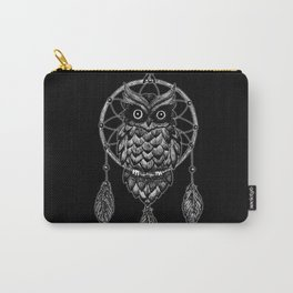 Dream Catcher Owl Carry-All Pouch