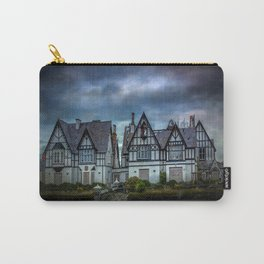 Tudor Gothic Decay Carry-All Pouch
