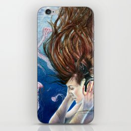 Deep Sounds iPhone Skin