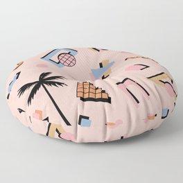 Venice CA vibes Floor Pillow