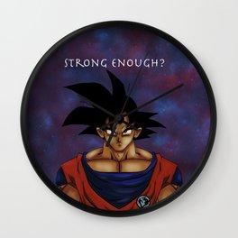 Strong Enough? Wall Clock