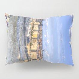 Budapest Cityscape Pillow Sham
