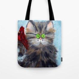 Boo & Friend Tote Bag