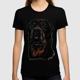 Male Rottweiler T-shirt