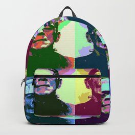 Frankenstein Pop Art Backpack