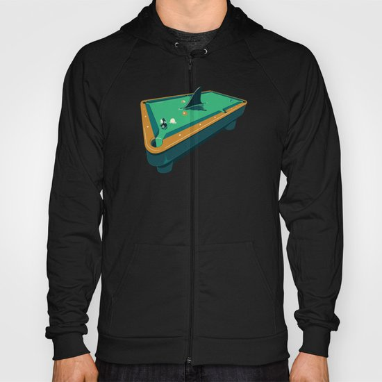 Pool shark Hoody