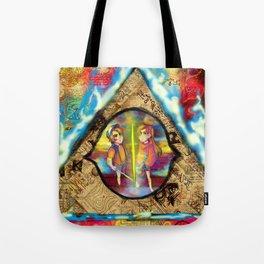 Weirdmageddon Tote Bag