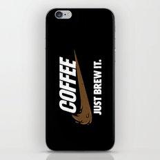 Just Brew It iPhone & iPod Skin