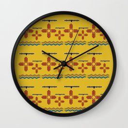 Albuquerque Days Wall Clock