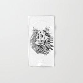 DEATH Hand & Bath Towel