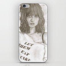 Hayley williams 2 iPhone & iPod Skin