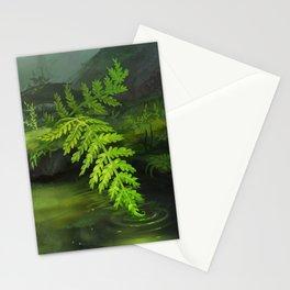 Vegetation Stationery Cards