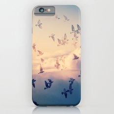 Flying iPhone 6s Slim Case