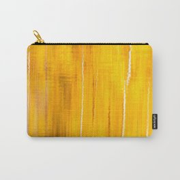 Autumn colors reflecting on the lake surface #decor #buyart #society6 Carry-All Pouch