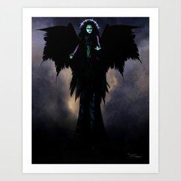 Ill Omens Art Print