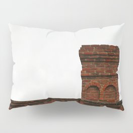Old Chimney Pillow Sham