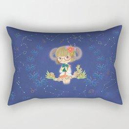 ARIES my cute horoscope Rectangular Pillow