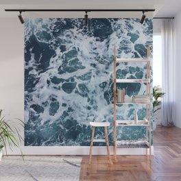 Sea Wall Mural