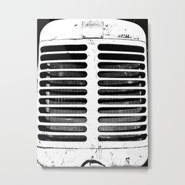 Grills Metal Print