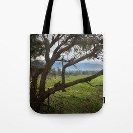 Upper Yarra Valley 18VI18 Tote Bag