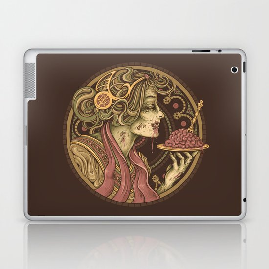 Bon Appetit Laptop & iPad Skin