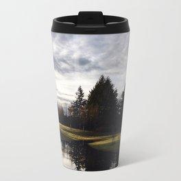 Vancouver Reflection Metal Travel Mug