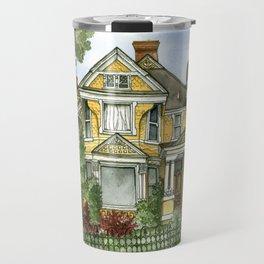 Victorian Summer Travel Mug