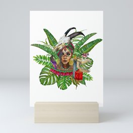 VoodoWitch #2 Mini Art Print