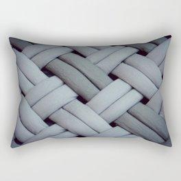 Oh, braid! Rectangular Pillow