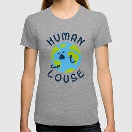 Human Louse T-shirt