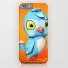 Toby Blue Bird iPhone 6s Slim Case