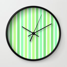 Fresh Air Wall Clock