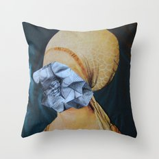 ELSBETH AUS NURNBERG  Throw Pillow