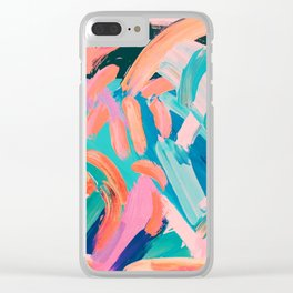 Mango Clear iPhone Case