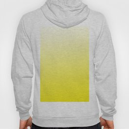 Simply sun yellow color gradient - Mix and Match with Simplicity of Life Hoody