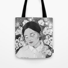 A Woman Possessed Tote Bag