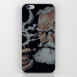 Man Up iPhone Skin