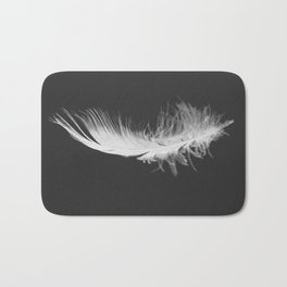 Feather floating Bath Mat