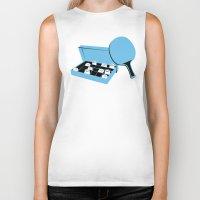 forrest gump Biker Tanks featuring Forrest Gump by FilmsQuiz