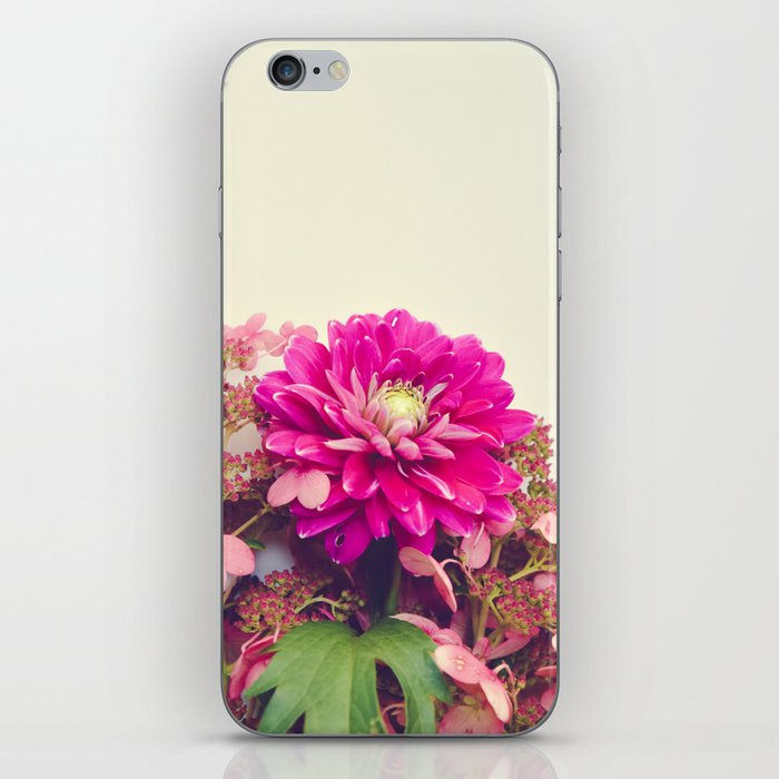 Autumn Love iPhone Skin